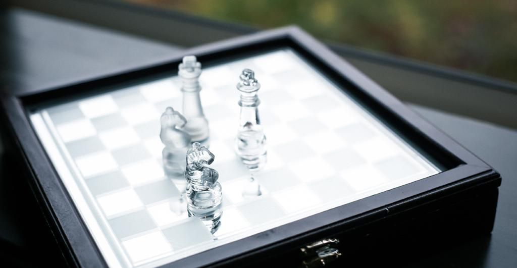 星のしずく チェス